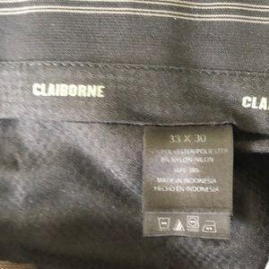 Claiborne Pants - Claiborne Brown dress pants
